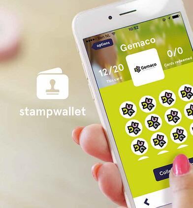 Gemaco partners with Stampwallet
